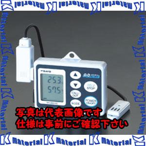 【P】【代引不可】【個人宅配送不可】ESCO(エスコ) 温度・湿度データロガー(分離型) EA742GC-3[ESC052162]
