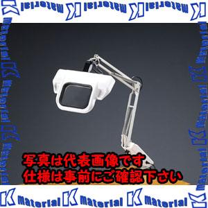 【P】【代引不可】【個人宅配送不可】ESCO(エスコ) x2.0/144x108mm 拡大鏡(LEDライト付) EA756TB-5A[ESC052667]