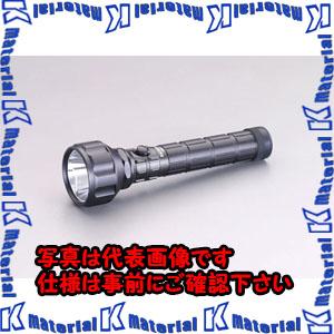 【代引不可】【個人宅配送不可】ESCO(エスコ) [充電式] フラッシュライト/LED(警報ブザー付/黒) EA758RH-5A[ESC053068]