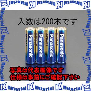 【代引不可】【個人宅配送不可】ESCO(エスコ) [単3x200本] 乾電池・エボルタ EA758YR-3G[ESC053769]