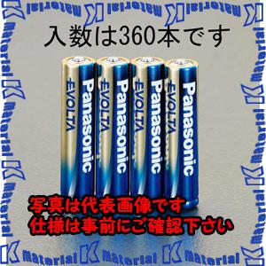 【代引不可】【個人宅配送不可】ESCO(エスコ) [単4x360本] 乾電池・エボルタ EA758YR-4F[ESC053776]