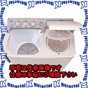 【P】【代引不可】【個人宅配送不可】ESCO(エスコ) 4.5kg/750(W)x425x 893mm 2槽式洗濯機 EA763Y-2[ESC056394]