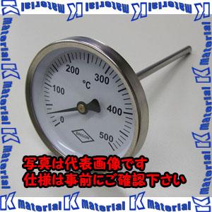 【P】【代引不可】【個人宅配送不可】ESCO(エスコ) 150mm バイメタル温度計 EA770D[ESC057496]