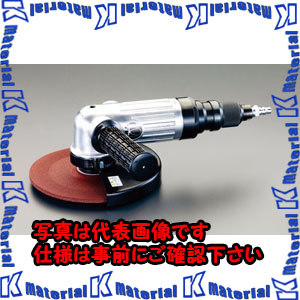 【P】【代引不可】【個人宅配送不可】ESCO(エスコ) 180mm/ 6,500rpm アングルグラインダー EA162DN[ESC005491]