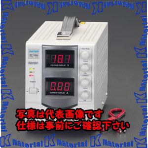【在庫一掃】 【】【個人宅配送】ESCO(エスコ) AC100V→ 0-30V/3.0A 直流安定化電源 EA812-12[ESC060002]:k-material-DIY・工具