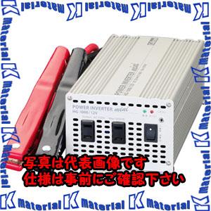 【代引不可】【個人宅配送不可】ESCO(エスコ) DC24V/AC100V・800W DC-ACインバーター EA812JA-14A[ESC060045]