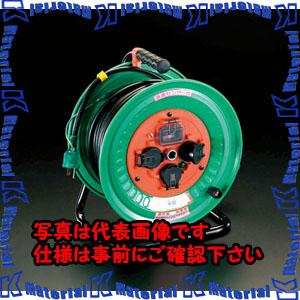 【代引不可】【個人宅配送不可】ESCO(エスコ) AC100V/15A/30m コードリール(過負荷遮断/防雨) EA815DL-30A[ESC060848]