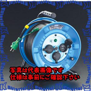 【代引不可】【個人宅配送不可】ESCO(エスコ) AC125V/22A/30m コードリール(防雨型/アース付) EA815FA-1[ESC060887]