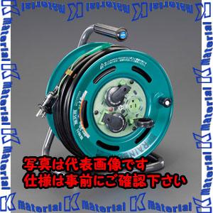 【代引不可】【個人宅配送不可】ESCO(エスコ) AC125V/15A/30m コードリール(防雨型/アース付) EA815FA-30[ESC060890]