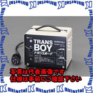 【代引不可】【個人宅配送不可】ESCO(エスコ) AC200V→AC100V/1.5kVA 降圧トランス EA815ZF-1[ESC061419]