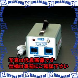 【代引不可】【個人宅配送不可】ESCO(エスコ) AC100V→AC115V・125V/1.0KVA 昇圧トランス EA815ZG-1[ESC061422]