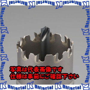 【代引不可】【個人宅配送不可】ESCO(エスコ) 80mm超硬付パイプ用ホールソー EA823MC-80[ESC065228]