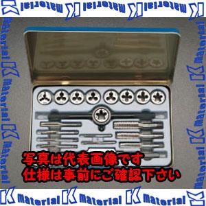 【代引不可】【個人宅配送不可】ESCO(エスコ) M3-M10 タップダイスセット EA829M-2[ESC069076]