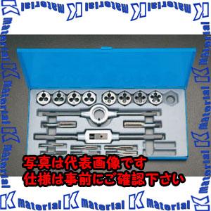 【代引不可】【個人宅配送不可】ESCO(エスコ) M6-M16 タップダイスセット EA829M-3[ESC069077]