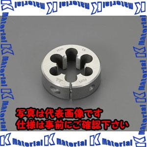 【代引不可】【個人宅配送不可】ESCO(エスコ) M30x1.5 /63mm ダイス(SKS2) EA829MM-30[ESC069266]