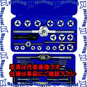 【P】【代引不可】【個人宅配送不可】ESCO(エスコ) タップダイスセット(NC,NF,NPT) EA829VK-8[ESC069987]