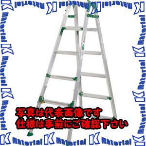 【P】【代引不可】【個人宅配送不可】ESCO(エスコ) 2.01m はしご兼用脚立(伸縮脚) EA903AB-23[ESC071954]