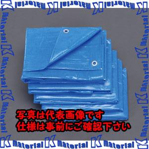 【代引不可】【個人宅配送不可】ESCO(エスコ) 3.6x3.6m ブルーシート(#3000/5枚) EA911AB-23[ESC072518]