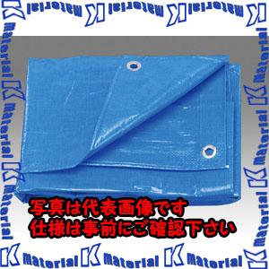 【代引不可】【個人宅配送不可】ESCO(エスコ) 3.6x5.4m ブルーシート(#3000/3枚) EA911AB-24[ESC072519]
