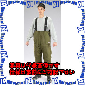 【P】【代引不可】【個人宅配送不可】ESCO(エスコ) [ XL] 防寒ズボン(Sage) EA915GC-24[ESC073391]