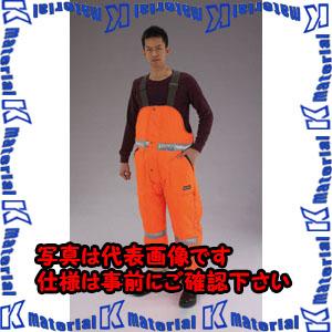 【代引不可】【個人宅配送不可】ESCO(エスコ) [ M] 防寒ズボン(注意色 オレンジ) EA915GC-42[ESC073395]