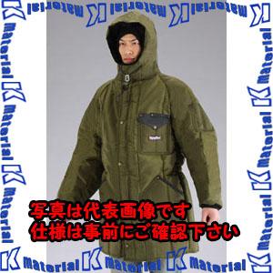 【代引不可】【個人宅配送不可】ESCO(エスコ) [ XL] 防寒ロングコート(Sage) EA915GM-72[ESC073493]