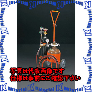 【代引不可】【個人宅配送不可】ESCO(エスコ) ミニ溶接器(アセチレン・酸素) EA300T[ESC006724]
