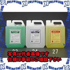 【代引不可】【個人宅配送不可】ESCO(エスコ) 4L 電解液 (弱酸性) EA315MS-27[ESC007301]
