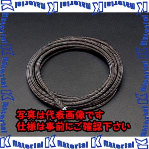 【代引不可】【個人宅配送不可】ESCO(エスコ) 9.5mmx10.7m ケーブル EA340RS-10AB[ESC007708]