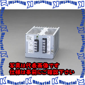 【P】【代引不可】【個人宅配送不可】ESCO(エスコ) DC24V/300W スイッチングパワーサプライ(正面取付) EA940DN-84[ESC080925]