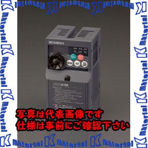 【P】【代引不可】【個人宅配送不可】ESCO(エスコ) 200V/0.1kw  インバーター(3相モーター用) EA940MX-1[ESC081550]