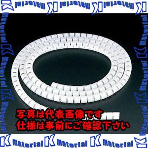 【代引不可】【個人宅配送不可】ESCO(エスコ) 15mmx 50m スリットチューブ(白) EA944BS-15A[ESC082954]