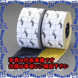 【代引不可】【個人宅配送不可】ESCO(エスコ) 150mmx18.3m 滑り止めテープ(耐水・耐油/黄) EA944DB-13[ESC083209]