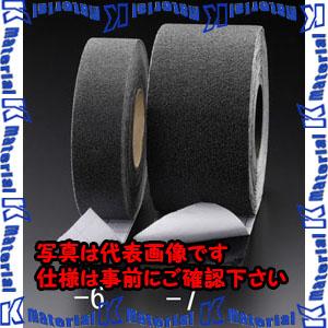 【P】【代引不可】【個人宅配送不可】ESCO(エスコ) 100mmx18.3m 滑り止めテープ(耐水・耐油/黒) EA944DB-7[ESC083206]