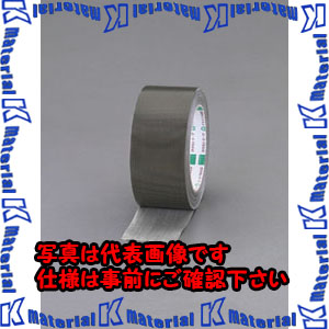 【P】【代引不可】【個人宅配送不可】ESCO(エスコ) 50mmx25m 布粘着テープ(OD色/30巻) EA944KB-11B[ESC083333]