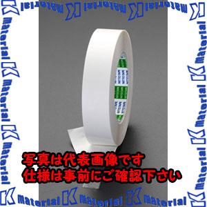 【P】【代引不可】【個人宅配送不可】ESCO(エスコ) 50mmx50m 両面テープ(0.05mm耐熱・耐薬品性) EA944MG-59[ESC083938]