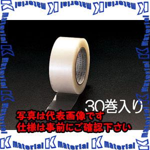 【代引不可】【個人宅配送不可】ESCO(エスコ) 50mmx50m 手切れ粘着テープ(透明/30巻) EA944NB-50B[ESC084179]