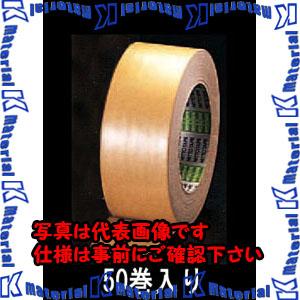 【代引不可】【個人宅配送不可】ESCO(エスコ) 50mmx50m クラフトテープ(50巻) EA944ND-50B[ESC084212]