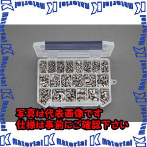 【代引不可】【個人宅配送不可】ESCO(エスコ) M2-M6 トラス頭小ねじセット(ステンレス製) EA949AD-93[ESC087395]