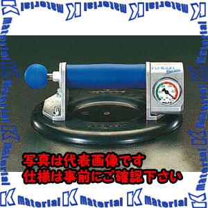 【P】【代引不可】【個人宅配送不可】ESCO(エスコ) 120kg サクションリフター(ポンプゲージ付) EA950CD[ESC093393]