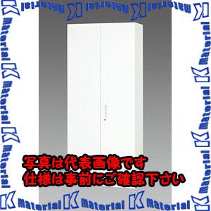 【代引不可】【個人宅配送不可】ESCO(エスコ) 900x450x2060mm 両開き書庫 EA954DJ-51[ESC097012]