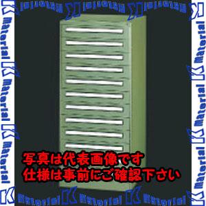 【P】【代引不可】【個人宅配送不可】ESCO(エスコ) 580x620x1300mm/12段 ツールキャビネット EA955A-12[ESC097354]
