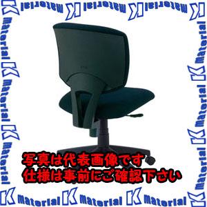 【P】【代引不可】【個人宅配送不可】ESCO(エスコ) ビジネスチェアー(ブラック) EA956XL-13A[ESC097871]