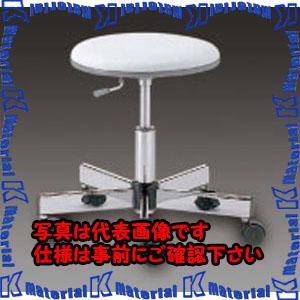 【国内配送】 【】【個人宅配送】ESCO(エスコ) クリーンルーム・チェアー EA956XW-10[ESC097886]:k-material-DIY・工具