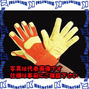 【P】【代引不可】【個人宅配送不可】ESCO(エスコ) [L] 手袋(耐切創/ケブラー・革付) EA354EB-5[ESC009264]