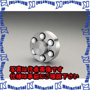 【代引不可】【個人宅配送不可】ESCO(エスコ) φ160mm フランジ形たわみ軸継手 EA969GA-6[ESC099960]