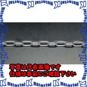 【代引不可】【個人宅配送不可】ESCO(エスコ) 2.5mmx10m リンクチェーン(ステンレス製) EA980SA-210[ESC100887]