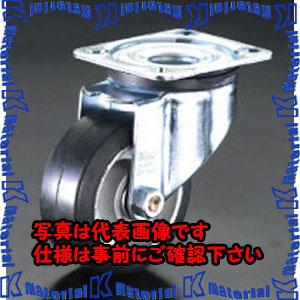 【代引不可】【個人宅配送不可】ESCO(エスコ) 160mm キャスター(自在金具) EA986JE-160[ESC104730]
