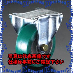 【代引不可】【個人宅配送不可】ESCO(エスコ) 250mm キャスター(固定金具) EA986JJ-250[ESC104743]