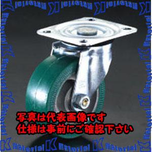【P】【代引不可】【個人宅配送不可】ESCO(エスコ) 200mm キャスター(自在金具) EA986JK-200[ESC104751]